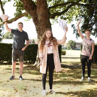 SET Beccles School GCSE results 2020