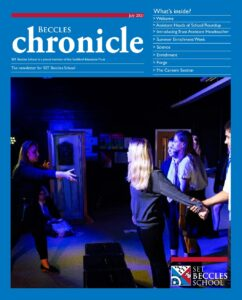 SET Beccles School Chronicle