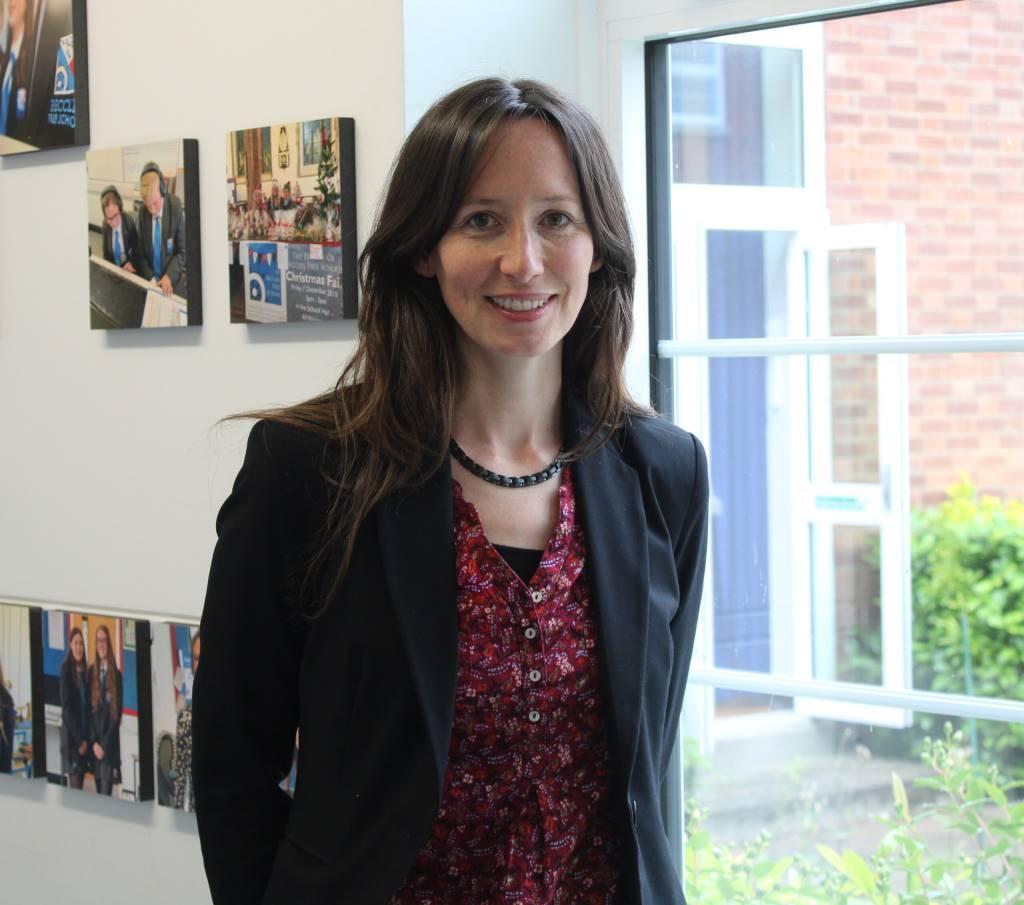 Heidi Philpott - Head of SET Beccles School